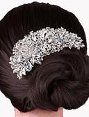 hesapli Gelin Şalları-alaşım  -  Saç Combs 1 Düğün / Özel Anlar Başlık