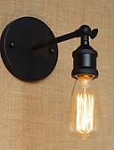 preiswerte Damen Kleider-Rustikal / Ländlich Wandlampen Metall Wandleuchte 220v / 110V 40W / E26 / E27