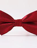 abordables Corbatas y Pajaritas para Hombre-Hombre Elegante Pajarita - Lujo / Cuadrícula / Clásico Creativo