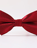 cheap Men's Ties & Bow Ties-Men's Luxury / Grid / Classic Bow Tie - Creative Stylish