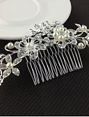 hesapli Çiçekçi Kız Elbiseleri-alaşım  -  Saç Combs / Saç aracı 1 Düğün / Özel Anlar Başlık