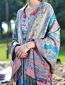 halpa Shaalit-Naisten Vintage Neliskulmainen Painettu Puuvilla