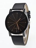 baratos Relógios da Moda-Mulheres Relógio de Pulso imitação de diamante PU Banda Fashion / Elegante Preta / Um ano / Jinli 377