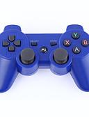 povoljno Haljine za djeveruše-Bez žice Igra kontroler Za Sony PS3 ,  Igra kontroler ABS 1 pcs jedinica