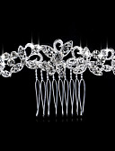 cheap Wedding Dresses-Women's Elegant Crystal / Imitation Diamond Hair Comb / Hair Combs / Hair Combs