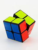 baratos Chapéus de Moda-Rubik's Cube YONG JUN 2*2*2 Cubo Macio de Velocidade Cubos mágicos Cubo Mágico Nível Profissional Velocidade Concorrência Dom Clássico