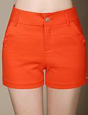 baratos Calças Femininas-Mulheres Tamanhos Grandes Cintura Alta Jeans Calças - Sólido