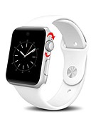 baratos Smartwatches-Lemfo lf07 Bluetooth Relógio Inteligente 2 5D Bow HD Tela de Suporte SIM Card Dispositivo Portátil Smartwatch para IOS Android