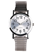 preiswerte Modische Uhren-Damen Armbanduhr Wasserdicht Edelstahl Band Charme / Modisch Silber / Ein Jahr / Tianqiu 377