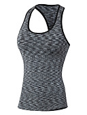 cheap Wedding Veils-Women's Racerback Yoga Top Sports Classic Tank Top For Running, Fitness, Gym Sleeveless Activewear Breathable, Quick Dry, Comfortable High Elasticity Purple / Green / Blue