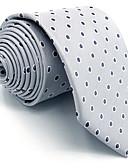 cheap Men's Ties & Bow Ties-Men's Party / Work Necktie - Polka Dot / Color Block Basic
