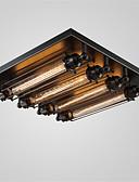 abordables Sudaderas de Hombre-4-luz Montage de Flujo Luz Ambiente - Mini Estilo, 110-120V / 220-240V Bombilla no incluida / 15-20㎡ / E26 / E27