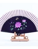 billige Vifter og parasoller-Fest / aften / Avslappet Materiale Bryllupsdekorasjoner Strand Tema / Hage Tema / Asiatisk Tema / Blomster Tema / Ferie / Klassisk Tema /