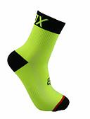 preiswerte Modische Unterwäsche-Crew Socken / Sportsocken / Sportliche Socken Fahhrad / Radsport Socken Herrn Fussball / Radsport / Fahhrad tragbar / Atmungsaktiv 1 Paar