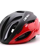 olcso nadrág-CAIRBULL kerékpáros sisak 20 Szellőzőnyílás CE / CE EN 1077 Kerékpározás Állítható / Hegy / Ultra könnyű (UL) / Sportok PC / EPS