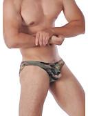abordables Ropa interior para hombre exótica-Hombre Panti Ultrasexy Animal Cintura Media