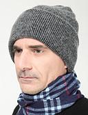 abordables Sombreros de  Moda-Hombre Gorro - Trabajo Activo Un Color