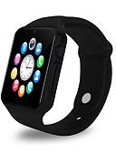 halpa Tyttöjen vaatteet-Smartwatch iOS / Android Kosketusnäyttö / Poltetut kalorit / Askelmittarit Activity Tracker / Sleep Tracker / Löydä laitteeni / 2 MP