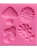 זול חולצות לגברים-כלי Bakeware פלסטי ידידותי לסביבה / הגעה חדשה / לקישוט עוגות Cake עוגות Moulds 1pc