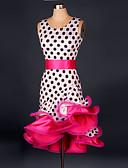 preiswerte Kleidung für Lateinamerikanischen Tanz-Mehre Kostüme Cosplay Kostüme Weihnachten Halloween Karneval Fest / Feiertage Elasthan Spitze Austattungen Punkt