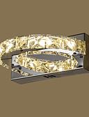 billige Aftenkjoler-Moderne / Nutidig Vegglamper Metall Vegglampe 220V / 110V 8W