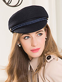 cheap Women's Belt-Wool / Polyester / Alloy Hats with 1 Wedding / Special Occasion / Casual Headpiece