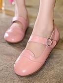 お買い得  メンズTシャツ&タンクトップ-女の子 靴 レザー コンフォートシューズ フラット のために イエロー / レッド / ピンク