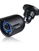cheap Fashion Hats-JOOAN® 604YRA Security Camera 1000TVL CMOS Sensor 36 IR-Leds 3.6mm Waterproof Surveillance
