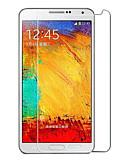 hesapli Cep Telefonu Kılıfları-Ekran Koruyucu için Samsung Galaxy Note 4 Temperli Cam Ön Ekran Koruyucu Yüksek Tanımlama (HD)