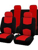 levne Body-autoyouth módní auto potah sedačky univerzální fit nejvíce auto interiérové doplňky auto chránič sedadel 4 barvy auto styling