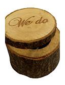 abordables Soportes para Regalo-Adornos Madera Decoraciones de la boda Boda / Fiesta / Fiesta de Boda Tema Clásico Primavera / Verano / Otoño