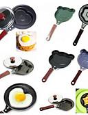 abordables Camisetas y Tops de Hombre-Herramientas de cocina Metal Cocina creativa Gadget Sartenes y sartenes Para utensilios de cocina 6pcs