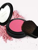 billige Bikinier og damemote-farger Rouge Pudder Farget glans / Dekning / Langtidsvarende Ansikt