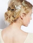 abordables Chemises Femme-Epingles Accessoires pour cheveux Alliage Perruques Accessoires Femme pcs cm Quotidien Classique Haute qualité