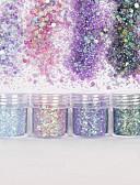 tanie Kwarcowy-10ml Glitter i Poudre / Cekiny / Puder Błyskotki / Klasyczny Codzienny