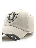 preiswerte Hüte-Unisex Baumwolle Sonnenhut Baseball Kappe Patchwork