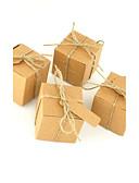abordables Soportes para Regalo-Creativo Cúbico Papel de tarjeta Soporte para regalo  con Diseño Cajas de regalos
