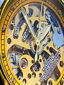 baratos Relógios da Moda-Homens Relógio de Moda Quartzo Lega Banda Analógico Amuleto Prata - Dourado