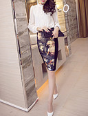 cheap Women's Dresses-Women's Casual Bodycon Skirts Print