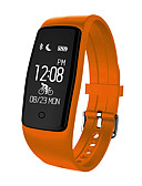 cheap Sport Watches-YYS1 Smart Bracelet Smartwatch Android iOS Bluetooth Sports Heart Rate Monitor Touch Screen Calories Burned Long Standby Activity Tracker Sleep Tracker Sedentary Reminder Find My Device Exercise