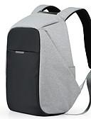 "baratos Relógio Elegante-Poliéster Côr Sólida Mochilas Laptop 14 """