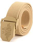 baratos Cintos Masculinos-Homens Liga, Cinto para a Cintura - Velcro