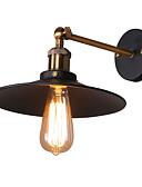 זול 2017ביקיני ובגדי ים-סגנון חלוד / בקתה / קאנטרי / מסורתי / קלסי מנורות קיר פנימי מתכת אור קיר 110-120V / 220-240V 40W