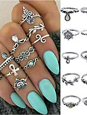 cheap Bras-Women's Ring Set - Alloy Vintage One Size Gold / Silver For Daily