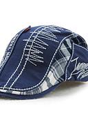 abordables Sombreros de  Moda-Hombre Algodón Boina Francesa - Activo Retazos