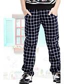 preiswerte Hosen für Jungen-Kinder Jungen Schultaschen / Ausgehen Verziert Baumwolle Hose