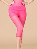 preiswerte Tanzzubehör-Bauchtanz Unten Damen Leistung Tüll Normal Hosen