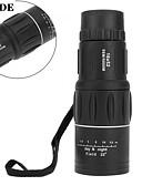 baratos Camisas Femininas-dia&Visão noturna 16x52 hd monocular óptico caça camping hiking telescópio
