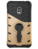 cheap Men's Exotic Underwear-Case For Motorola Shockproof with Stand Back Cover Armor Hard PC for Moto Z Force Moto Z Moto X Play Moto G5 Plus Moto G5 Moto G4 Plus