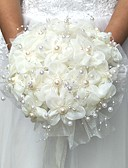 cheap Wedding Slips-Wedding Flowers Bouquets / Others / Artificial Flower Wedding / Party / Evening Material / Lace 0-20cm
